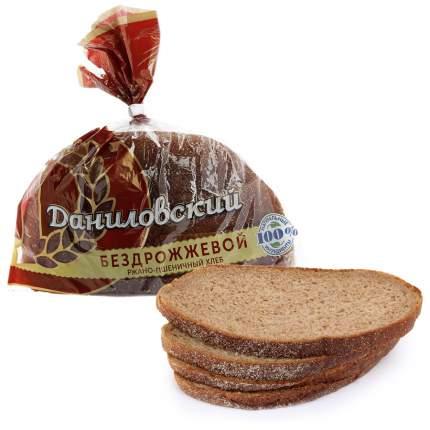 Хлеб Даниловский бездрожжевой ржано-пшеничный нарезанный 300 г
