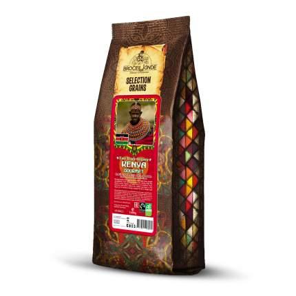 Broceliande Кофе в зернах Broceliande Kenya, 1 кг