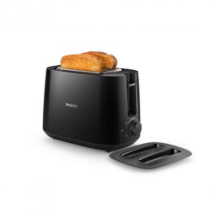Тостер Philips HD2582/90 Black