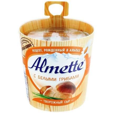 Сыр альметте творожный бзмж белые грибы жир. 65 % 150 г пл/б хохланд руссланд россия