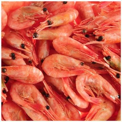 Креветки северные варено-мороженные весовые