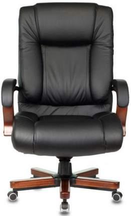 Кресло руководителя Бюрократ Array Т-9925 Walnut, черный