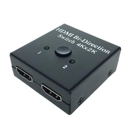 HDMI переключатель Espada 2Х1 4K Eswbi2 /switch hdmi