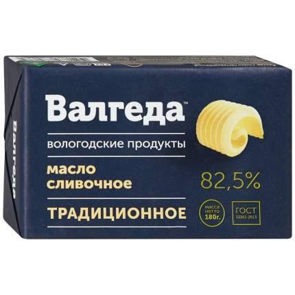 Масло Валгеда сливочное 82.5% 180 г