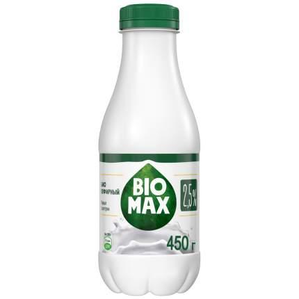 Продукт биокефирный био макс обогащенный бзмж жир. 2.5 % 450 г пл/б вимм-билль-данн россия