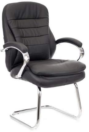 Офисный стул Everprof Valencia CF EP-valencia CF PU, серый/черный