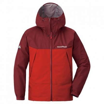 Куртка мембранная MontBell Thunder Pass Jacket (L, Красный, PA/RB)