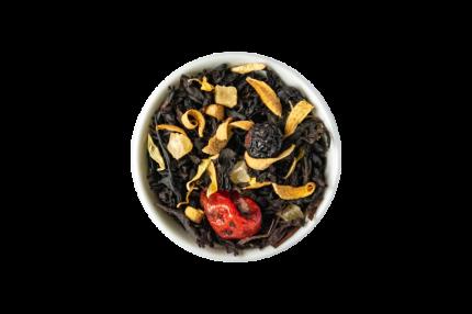 Чай Мишки Гамми черный с добавками 50 г