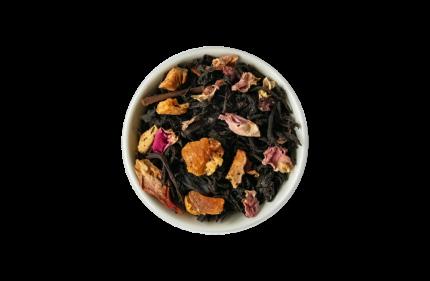 Чай Манго-маракуйя черный с добавками 50 г
