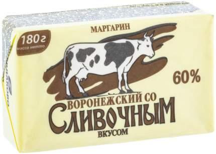 Маргарин добавкин воронежский сливочный 180 г россия
