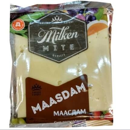 Сыр милкен майт маасдам нар бзмж жир. 45 % 150 г россия
