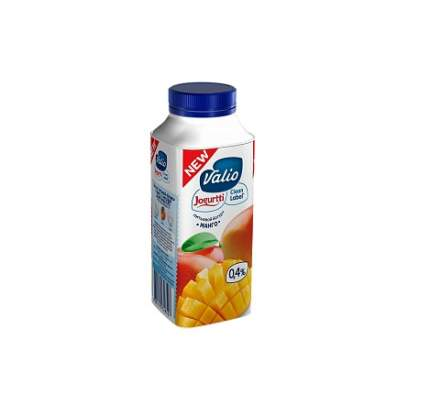 Йогурт Valio Clean Label питьевой манго 0.4 % 330 г