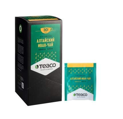 Чай Teaco алтайский иван-чай травяной 30 пакетиков