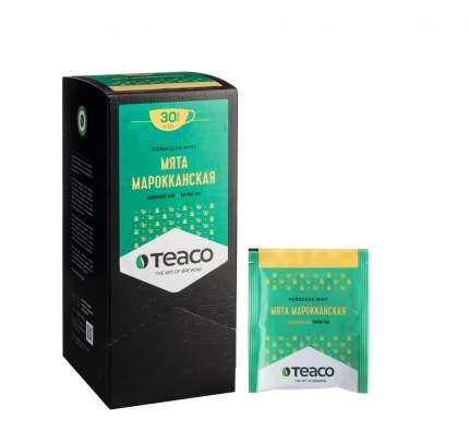 Чай Teaco мята марроканская травяной 30 пакетиков