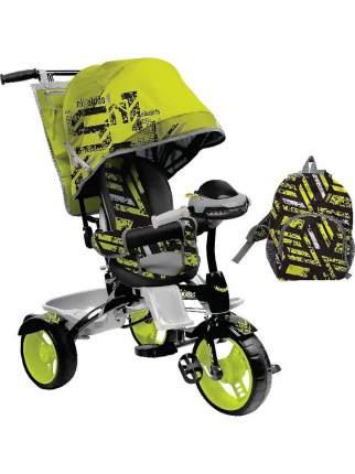 Велосипед детский Nika ВД5М/2S спортивный лимонный