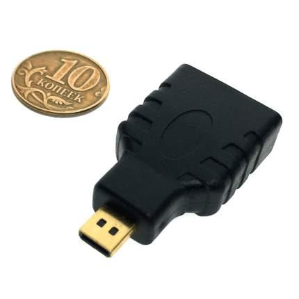 Переходник Espada HDMI - HDMI Black (EmcHDMIM-HDMIF)