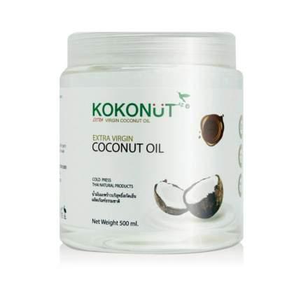 Масло Kokonut кокосовое экстра премиум 100% банка 500 мл