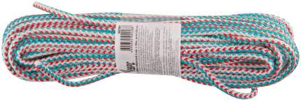Веревка вязаная, 6 мм х 20 м, КУРС 68383