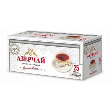 Чай Азерчай премиум черный 25 пакетиков