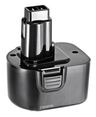 Аккумулятор для DeWalt DС9071 Ni-CD 12V 1.3Ah