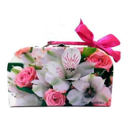 Чай Abigail розы с орхидеями черный крупнолистовой в кейсе 100 г