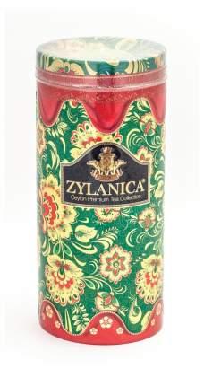 Чай Zylanica Folk Desing Green черный листовой OPA со свечой 100 г