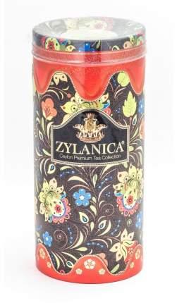 Чай Zylanica Folk Desing Orange черный листовой OPА со свечой 100 г