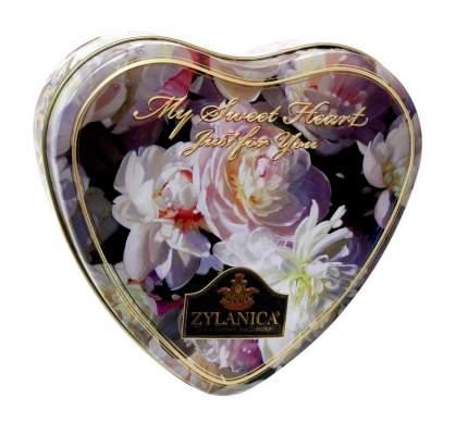 Чай Zylanica My sweet Heart just for you Super Pekoe черный листовой 100 г