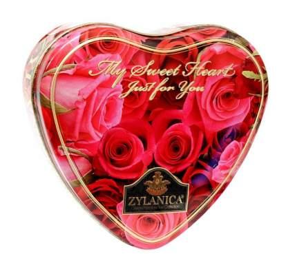 Чай Zylanica My sweet Heart just for you черный листовой Super Pekoe 100 г