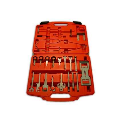 Набор для демонтажа радиоаппаратуры Car-tool CT-8108