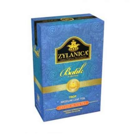 Чай Zylanica Batik Collection черный листовой FBOP 100 г