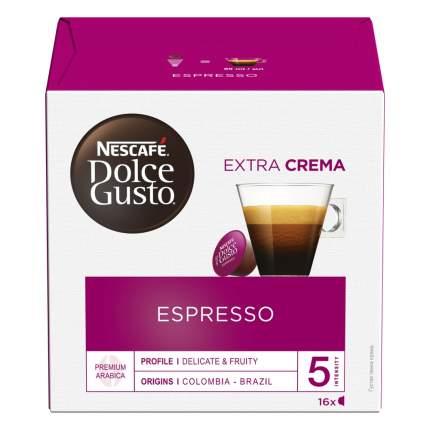 Кофе в капсулах Nescafe Dolce Gusto espresso 16 капсул