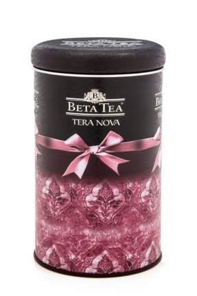 Чай Beta Tea Tera Nova розовый черный гранулированный ароматизированный 100 г