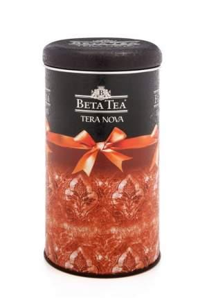 Чай Beta Tea Tera Nova коричневый черный листовой ароматизированный 75 г