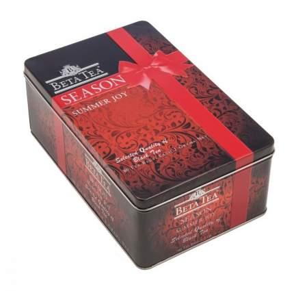 Чай Beta Tea летняя радость черный 80 пакетиков