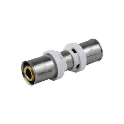 Муфта МП латунь никель пресс 8003 Дн 20 ГОСТ 32415-2013 Aquasfera 8003-02