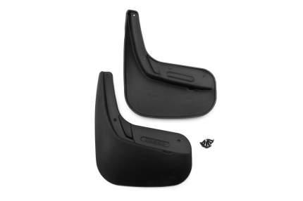 Брызговики задние Frosch для VW Polo седан 2010-2015 2 шт. standart