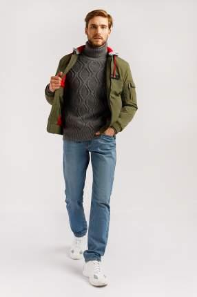 Куртка мужская Finn-Flare B20-22008 зеленая S