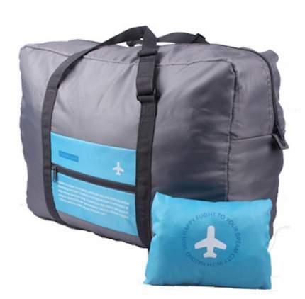Дорожная сумка Travelkin 20042030 синяя 34 x 46 x 20 см