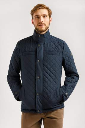Куртка мужская Finn-Flare B20-22004 синяя 4XL