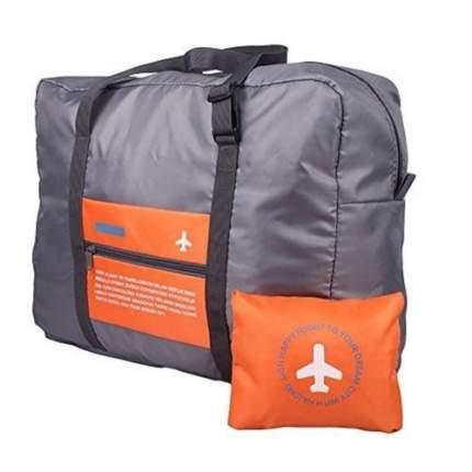 Дорожная сумка Travelkin 20042031 оранжевая 34 x 46 x 20 см