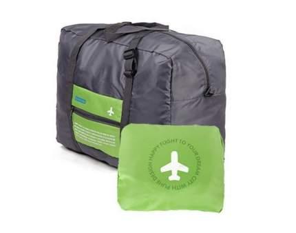 Дорожная сумка Travelkin 20042032 зеленая 34 x 46 x 20 см