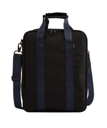 Дорожная сумка Travelkin Победа V.2.0 черная 36 x 27 x 15 см