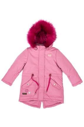 Куртка детская PlayToday, цв. розовый, р-р 110