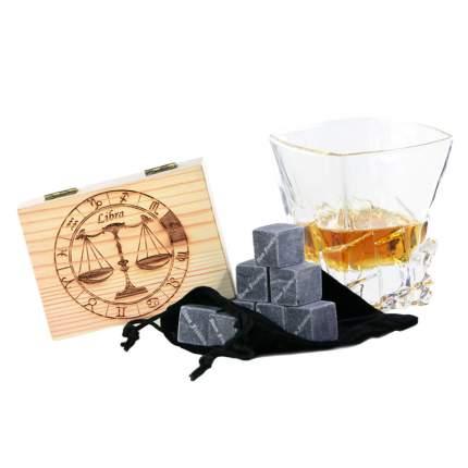 Набор камней для виски в подарочной коробочке Adam Franklin AF-ST-VES