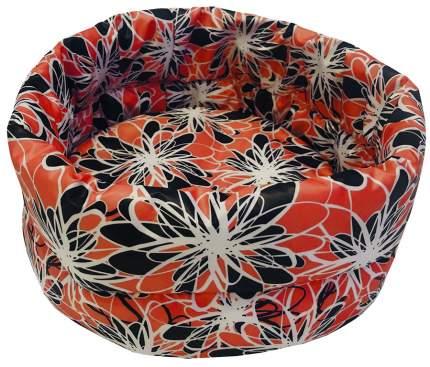 """Лежанка для грызунов Монморанси с подушкой,""""Цветы средний"""", 354x35см"""