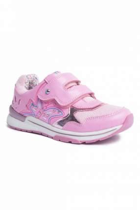 Полуботинки детские PlayToday, цв. розовый, р-р 25