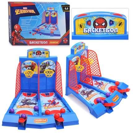 Настольный баскетбол Полесье Человек-паук