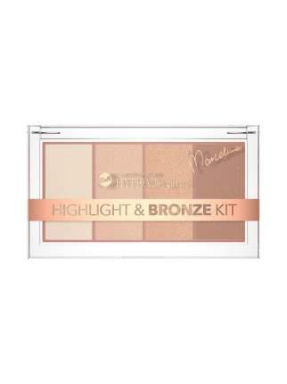 Набор хайлайтеров и бронзеров Bell Hypo Hypoallergenic Highlight&bronze Kit