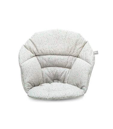 Подушка на съемные сидения для стульчика Stokke CLIKK, Grey Sprinkles OCS
